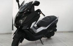 125cc CRUISYM ABS