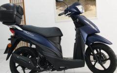 125cc SUZUKI ADDRESS